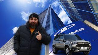Марат Колиев и«АвтоВАЗ». Изображение: Pokatim.ru
