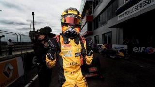 """Стоффель Вандорн: «Надеюсь, поборемся с Квятом за титул в """"Формуле-1""""»"""