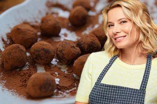 Шоколадные трюфели от Высоцкой\Источник: Instagram edimdoma.ru