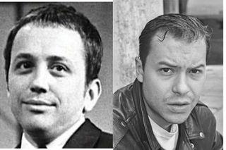 Что их объединяло в молодости? Александр Масляков и Фёдор Бондарчук. Коллаж: pokatim.ru