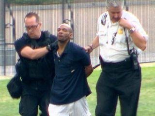 Спецслужбы США задержали неизвестного, который перелез через ограду Белого дома