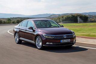 Фото: Volkswagen Passat, источник: Volkswagen