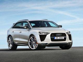 Флагманский кроссовер Audi Q8 появится в 2017 году