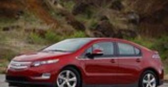 Обзор Chevrolet Volt 2012