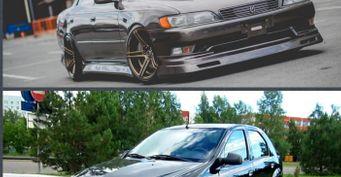 Toyota Mark-2 vsRenault Logan: Названы самые «неубиваемые» машины