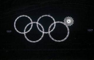 Лучшим курьезом за год в РФ стала нераскрывшаяся снежинка на открытии Олимпиады в Сочи
