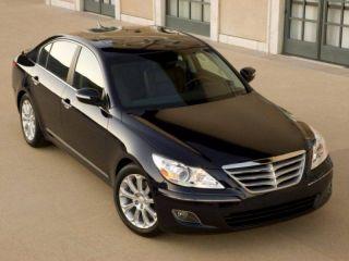 Купе Hyundai Genesis покидает отечественный авто рынок