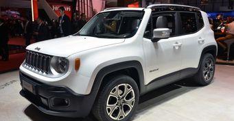 Компания Jeep отзовет более 1 800 автомобилей в РФ