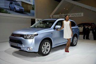 Следующий гибрид Mitsubishi Outlander PHEV будет совершенно отличаться от предшественника