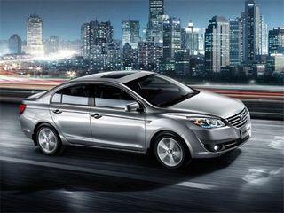 Lifan привезет в Россию новый седан