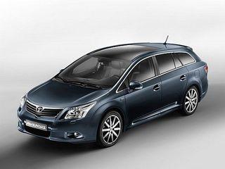 Toyota намеревается снять с производства модель Avensis