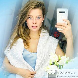 Актриса Алина Ланина. Покатим.ру