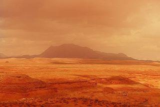 NASA предупреждает: Земля может превратиться в Марс через год-полтора