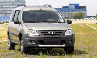 LADA Largus Cross Quest, источник: AvtoVAZ news
