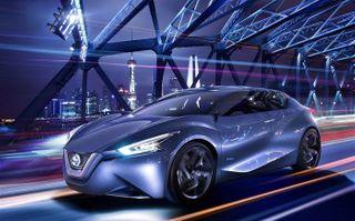 На пекинском автосалоне Nissan анонсировал новый концепт-кар
