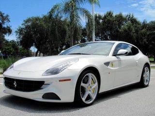 В 2015 году может появиться Ferrari FF Coupe