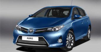 Обзор на Toyota Auris 2013 (Тойота Аурис 2013)