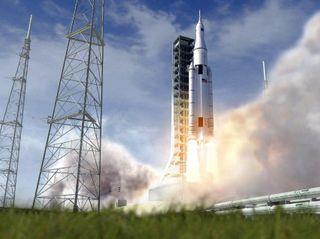 NASA начнет испытание ракетного двигателя для миссии на Марс