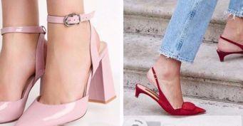 Удобные туфли-лодочки: 4 стильных варианта, вкоторых ноги неустанут