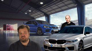 Уткин, Бурунов иавтомобили дляних. Коллаж: портал «Покатим!»