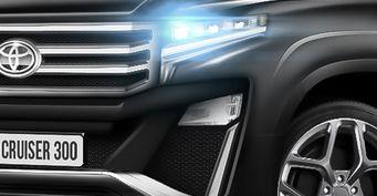 KIA Mohave «отдыхает»: Показываем Toyota Land Cruiser 300 для России на рендерах