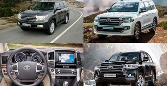 Toyota Land Cruiser: История легендарной модели