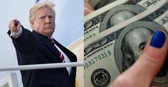 Трамп «задушит» мятежные города США безденежьем