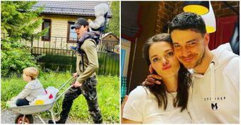 «Медовый» карантин: Лиза Боярская скрепила семью, пока другие звёздные пары развалились