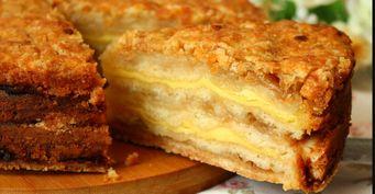 Диетолог поделилась рецептом полезного яблочного пирога