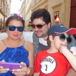 Анна Нетребко выходит замуж за азербайджанского тенора (фото)