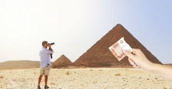Номер поцене шаурмы: Сколько денег брать вЕгипет бюджетному туристу