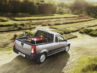 Фото: Renault Logan Pick-Up, источник: Renault