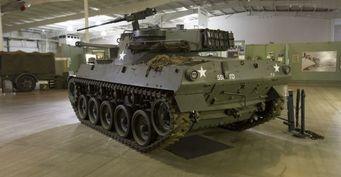 Раритетный танк Buick M18 Hellcat выставлен на торги
