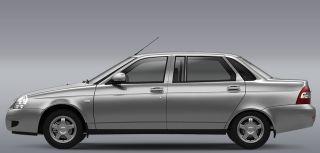 LADA Priora Premier— изседана влимузин. Фото: «Супер-авто»