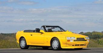 На аукцион выставлены купе и кабриолет Aston Martin V8 Zagato