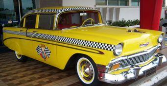Старый седан и «Кэб»: На каких такси ездят в Гонконге, Великобритании и на Кубе