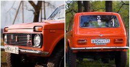 В стиле «хот-род»: Автомобилист рассказал о пути к «идеальной» LADA 4x4 1979 года