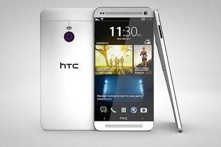 Официально анонсирован «винфон» на базе «HTC One M8»
