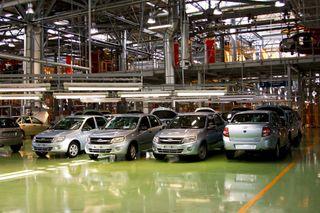 «АвтоВАЗ» намерен экспортировать автомобили в Чехию