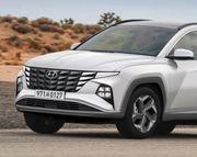 Удивительная внешность: Показан новый Hyundai Tucson 2021 – рендер