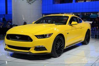 Обновленный Ford Mustang стал тяжелее