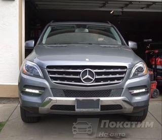 Mercedes достался блогерам за«копейки». Кадр: YouTube-канал Bucket Buddy