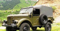 Куда там «Бентли»! 55-летний ГАЗ-69 как эталон внедорожника из далёких 50-х