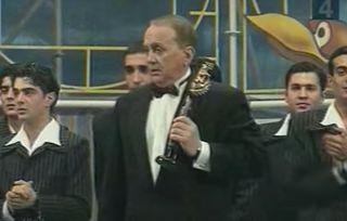 Масляков шокирован решением судей одвойном чемпионстве / Фото: YouTube/Официальный канал КВН