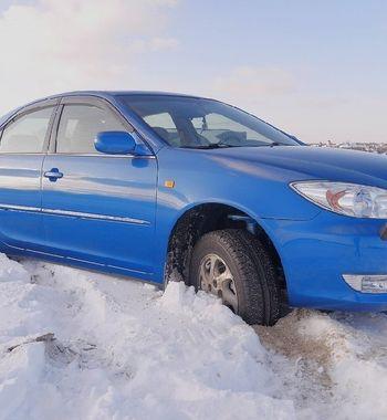 Единственную вмире Toyota Camry 4×4 выгнал наофф-роуд популярный автоблогер Ильдар