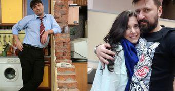 Воплотил мечты Гены Букина: Виктор Логинов ушёл отпожилой жены к21-летней длинноногой актрисе