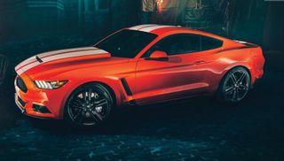 Новый Ford Mustang появится в России уже в следующем году
