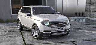 Возможный вариант внешности LADA Niva 2024, источник: Drive2