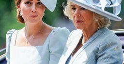 Главная соперница принцессы Дианы невзлюбила Кейт Миддлтон с первой встречи