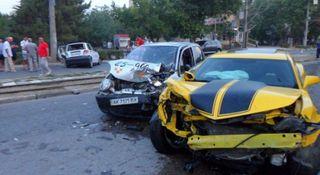 В Петербурге в ДТП пострадал один ребенок и трое взрослых